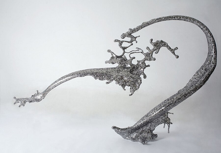 sculture-calligrafia-acciaio-zheng-lu-4