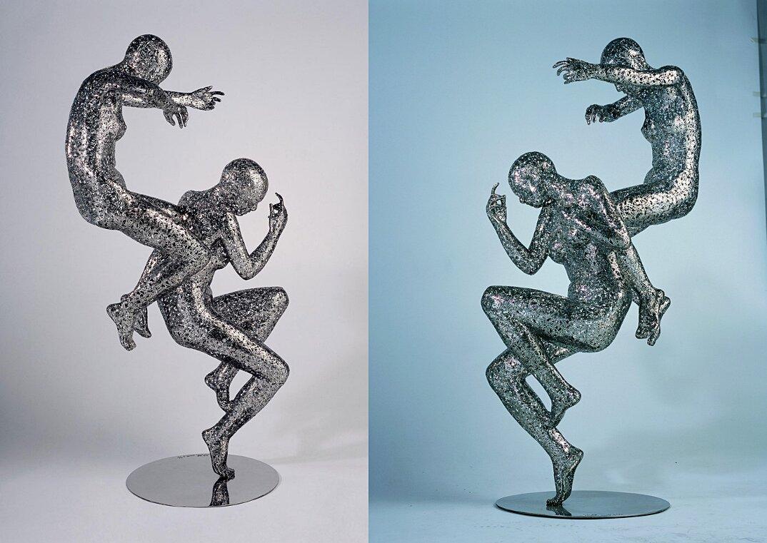 sculture-metallo-ideogrammi-cinesi-letteratura-zheng-lu-05