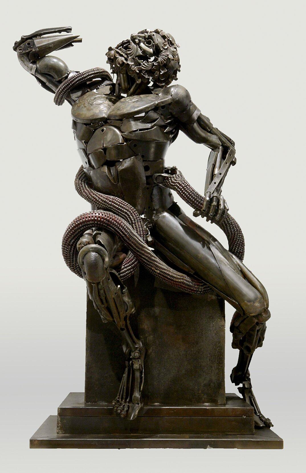 sculture-metallo-riciclato-patrick-alo-04