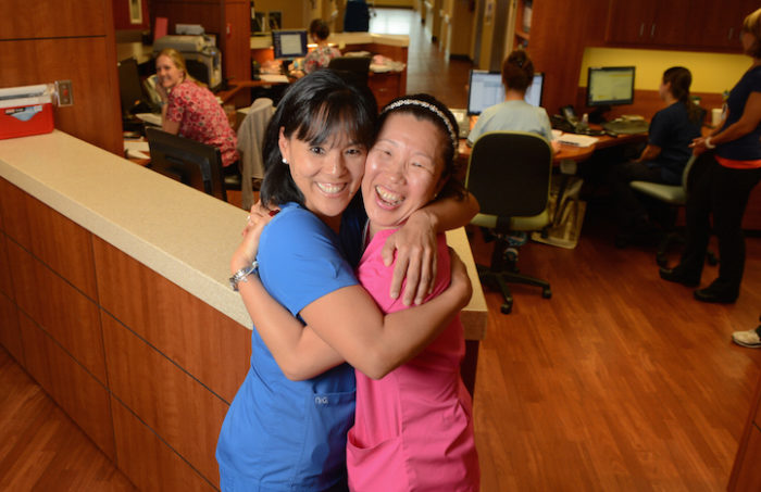 ADDITION Orphaned Sisters Reunited