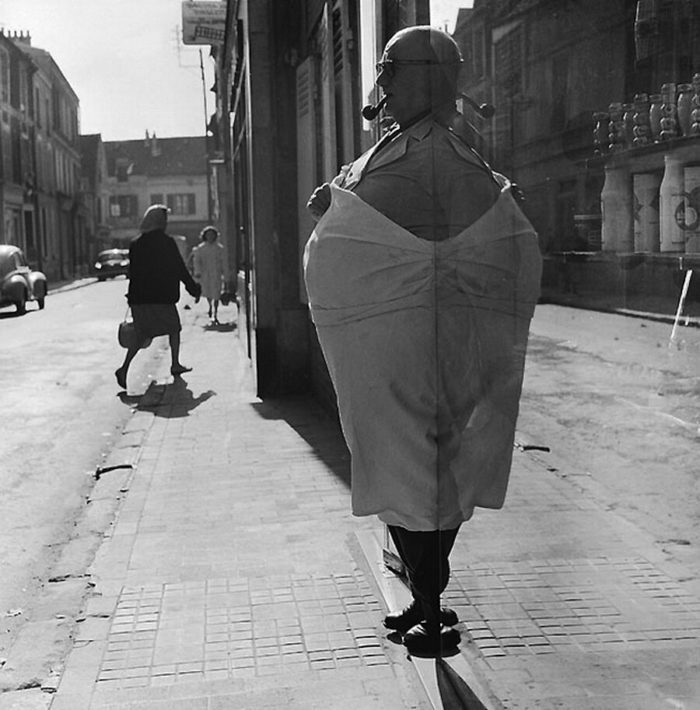Divertenti foto di strada in bianco e nero di ren malt te for Foto hd bianco e nero