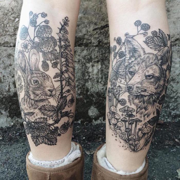 tatuaggi-flora-fauna-stile-vintage-pony-reinhardt-10