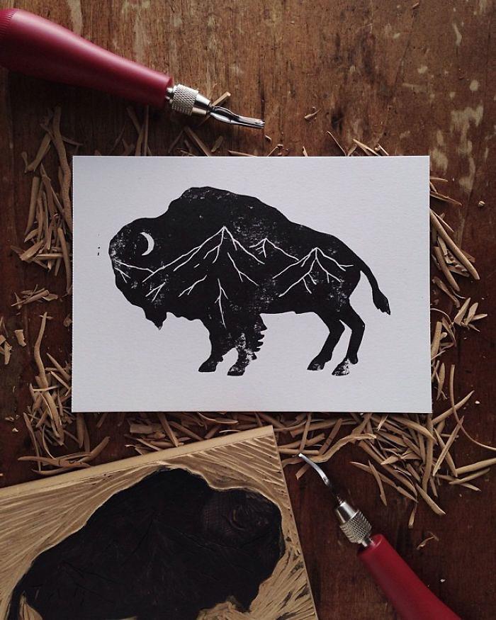 disegni-miniatura-inchiostro-animali-paesaggi-sam-larson-12