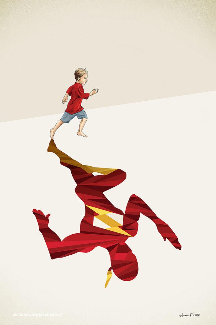 illustrazioni-bambini-ombre-supereroi-super-shadows-jason-ratcliff-04