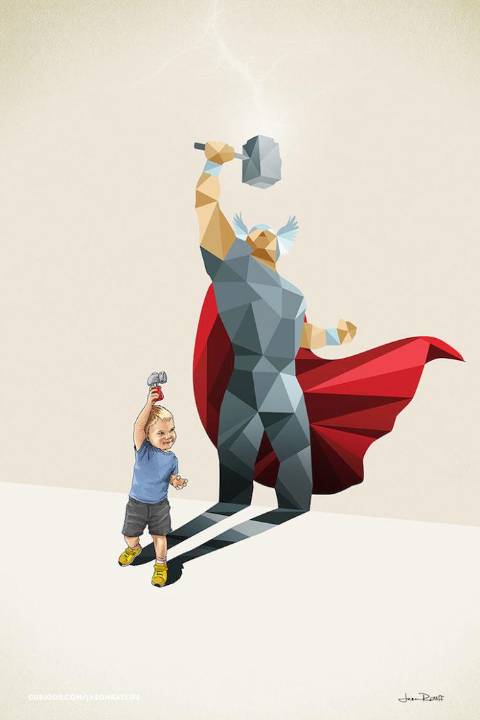 illustrazioni-bambini-ombre-supereroi-super-shadows-jason-ratcliff-05