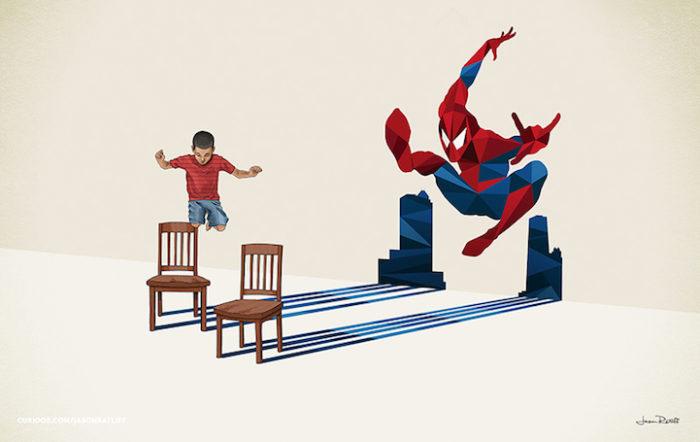 illustrazioni-bambini-ombre-supereroi-super-shadows-jason-ratcliff-06