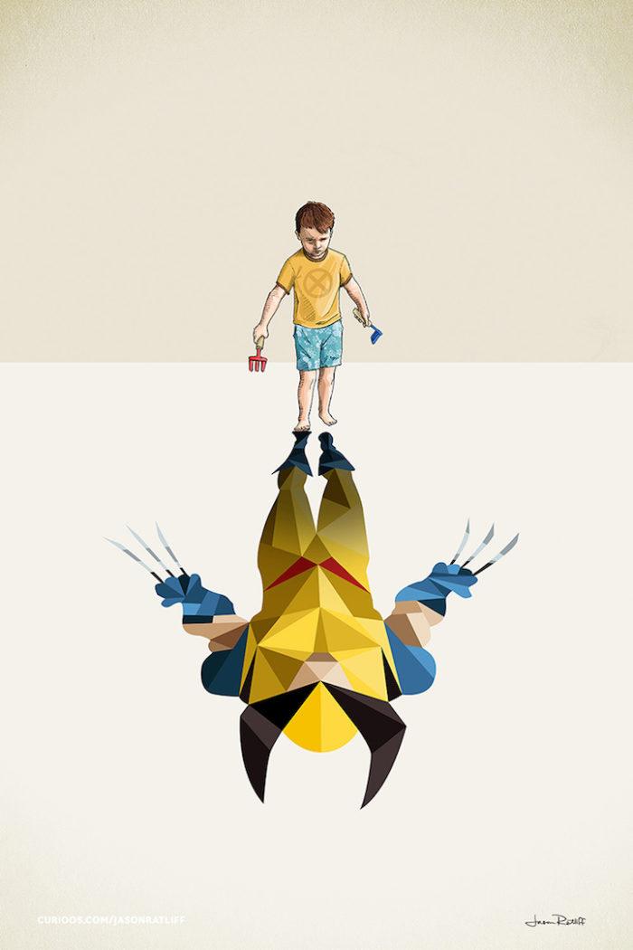 illustrazioni-bambini-ombre-supereroi-super-shadows-jason-ratcliff-07