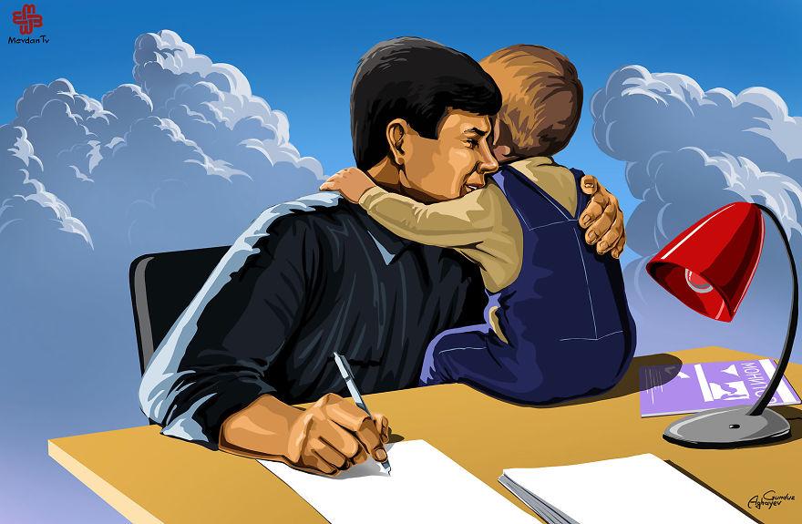 imagine-illustrazioni-satiriche-bambini-gunduz-aghayev-02