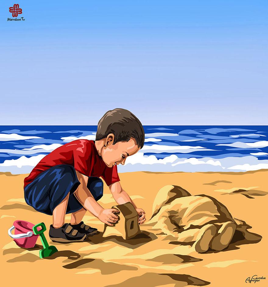 imagine-illustrazioni-satiriche-bambini-gunduz-aghayev-13