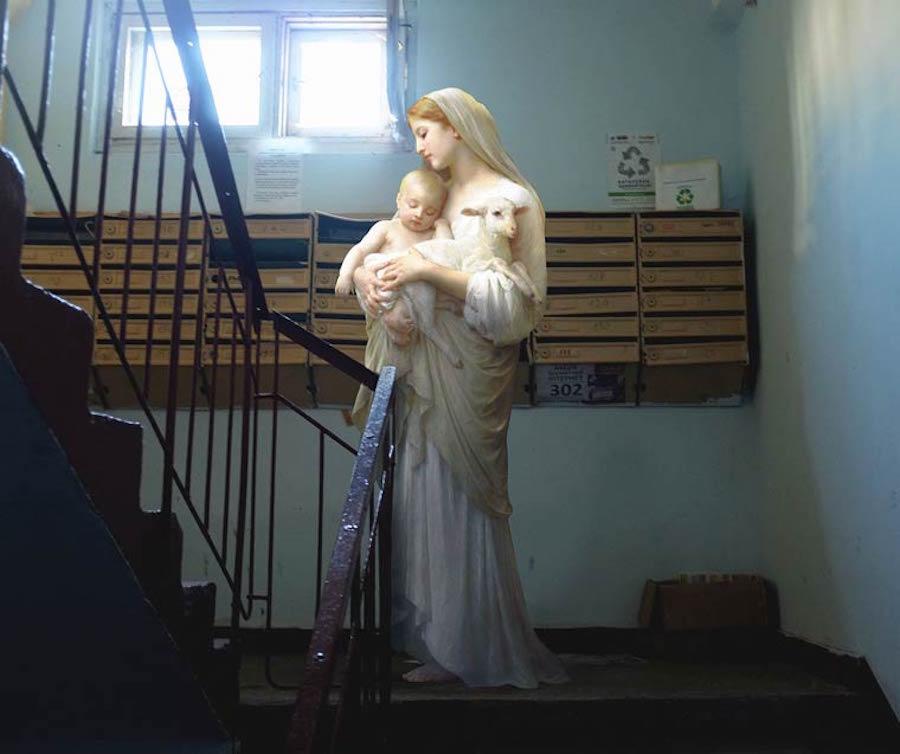 montaggi-dipinti-classici-mondo-moderno-kiev-fotografia-alexey-kondakov-02