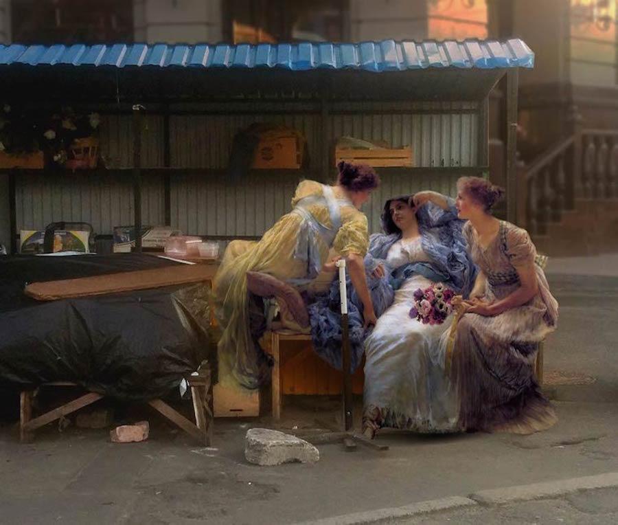 montaggi-dipinti-classici-mondo-moderno-kiev-fotografia-alexey-kondakov-06