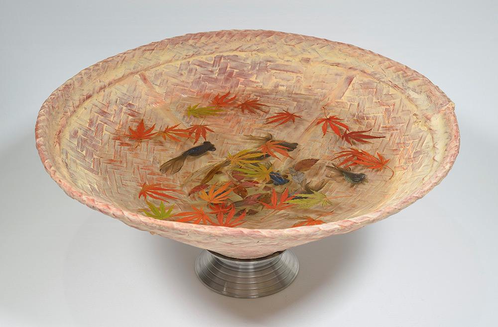 pesci-rossi-dipinti-strati-resina-iperrealismo-riusuke-fukahori-07
