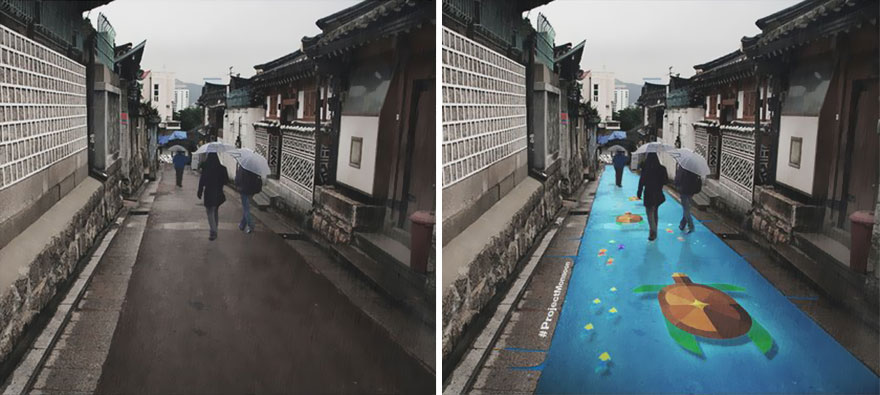 Murali Appaiono Quando Piove Project Monsoon Corea Del Sud