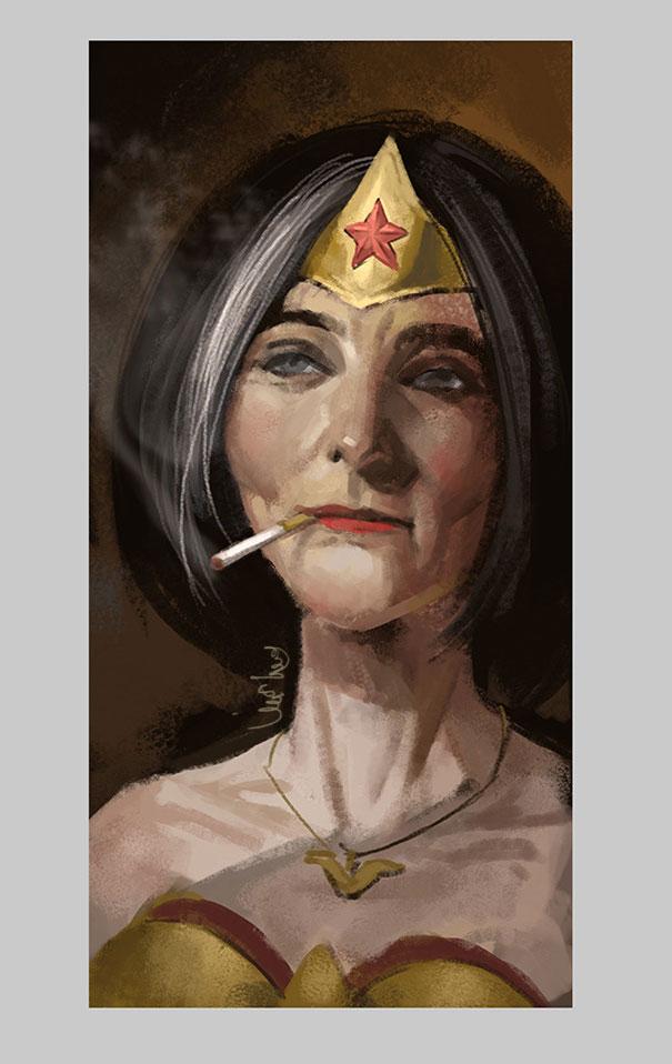 supereroi-invecchiati-dipinti-eddie-liu-4