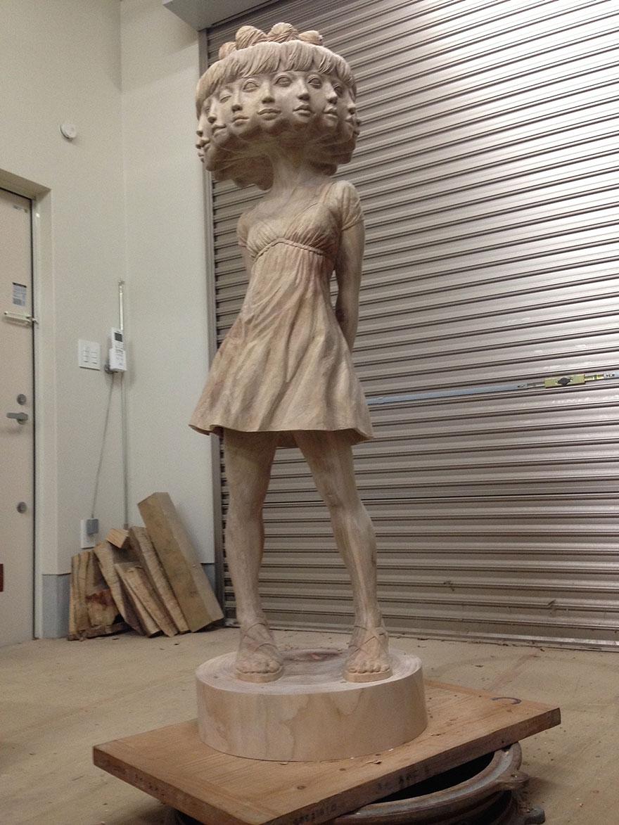 surreal-wooden-sculpture-art-yoshitoshi-kanemaki-9