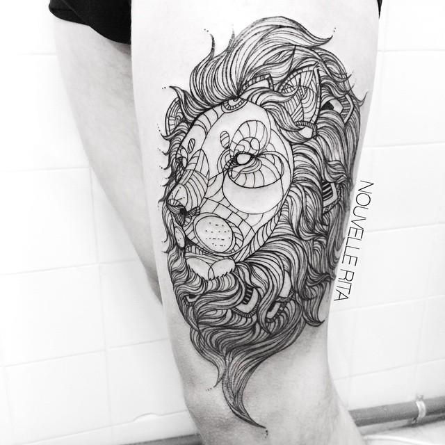 tatuaggi-artistici-lineari-geometrici-animali-nouvelle-rita-15