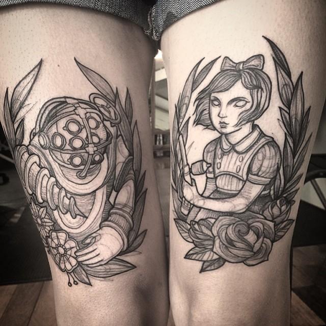 tatuaggi-schizzi-matita-carboncino-nomi-chi-11