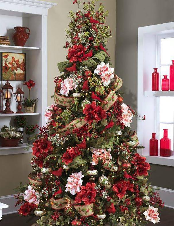 albero-natale-floreale-idee-decorazioni-06