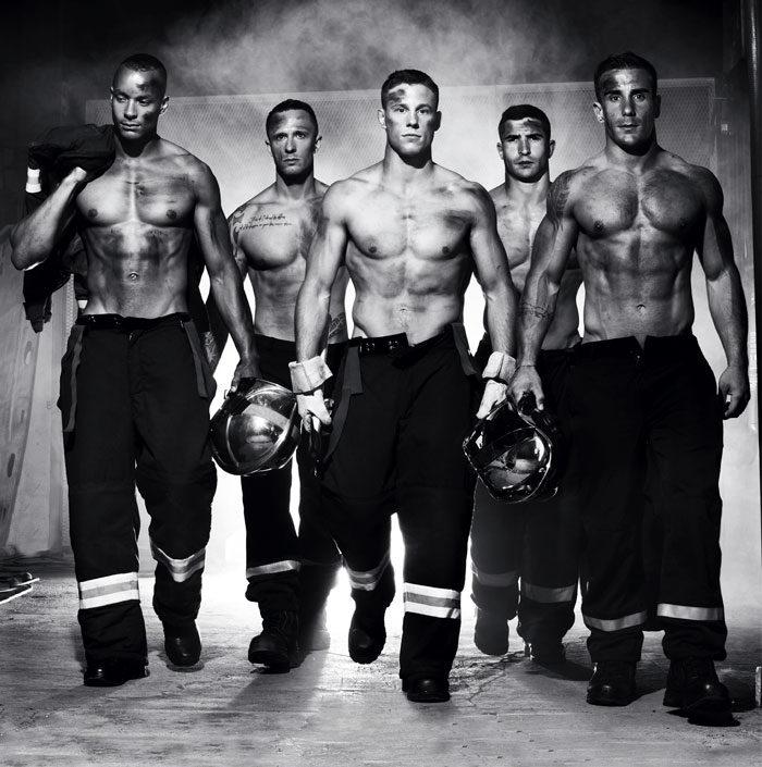 Calendario Pompieri Americani.Pompieri Sexy Keblog