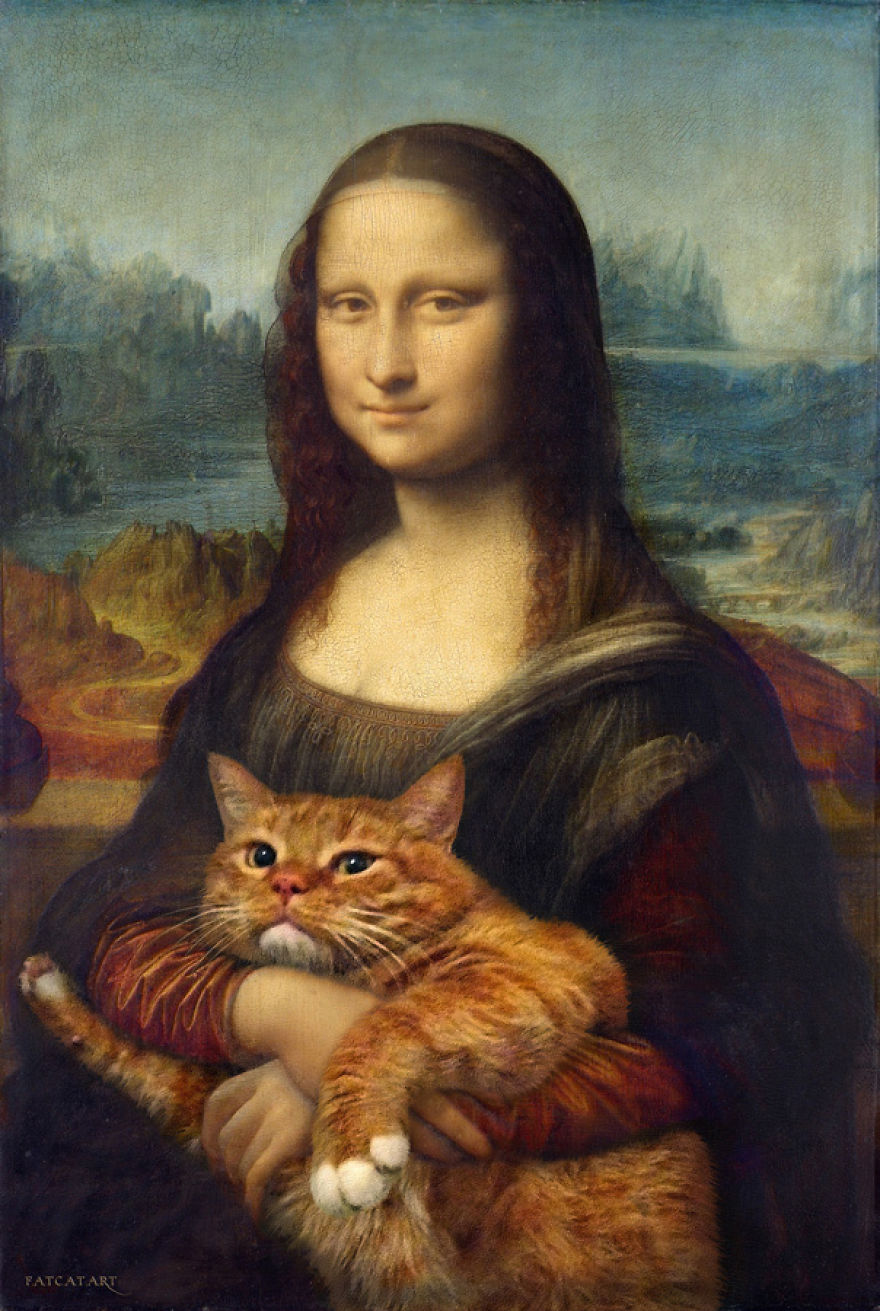 gatto-zarathustra-quadri-famosi-classici-arte-svetlana-petrova-08