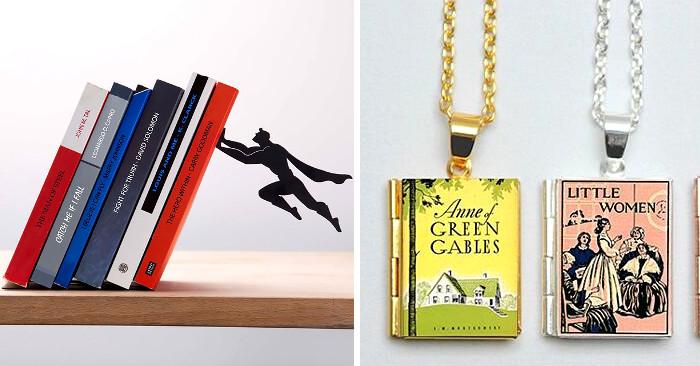 55 fantastiche idee regalo per gli amanti dei libri keblog for Libri regalo