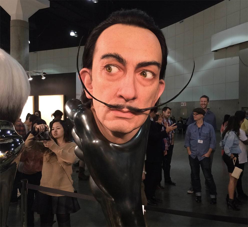 sculture-iperrealiste-frida-dali-warhol-kazuhiro-tsuji-02