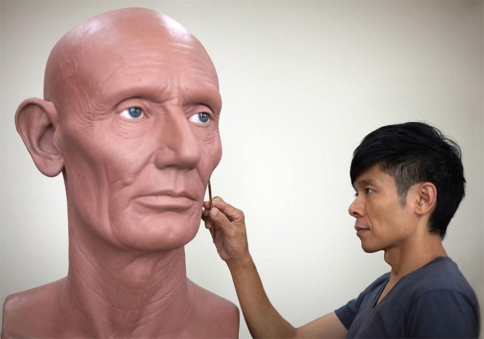 sculture-iperrealiste-frida-dali-warhol-kazuhiro-tsuji-05