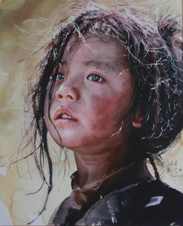 acquerelli-ritratti-tibet-liu-yungsheng-02