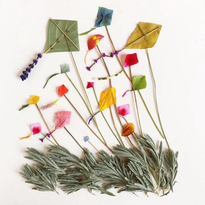 arte-composizioni-foglie-fiori-muschio-funghi-bridget-beth-collins-05