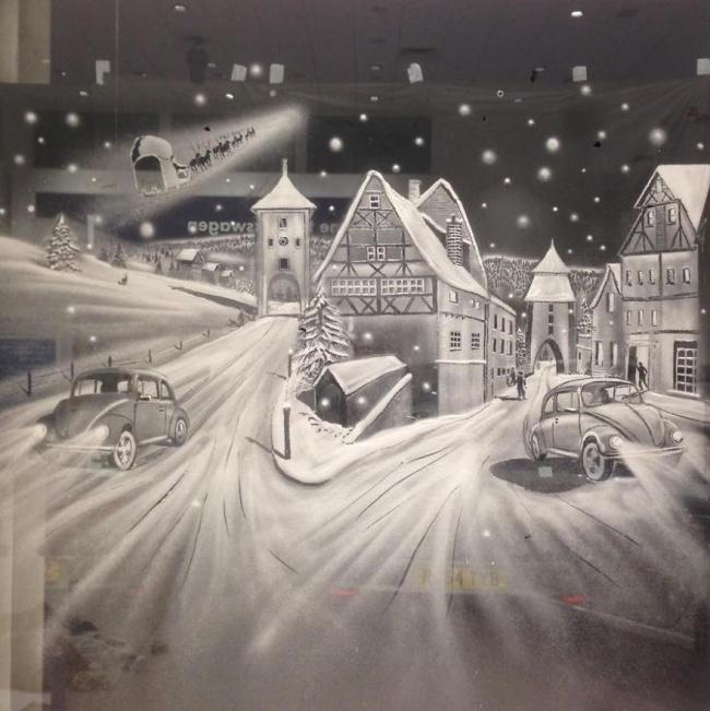decorazioni-natale-neve-spray-ospedale-pediatrico-tom-baker-10