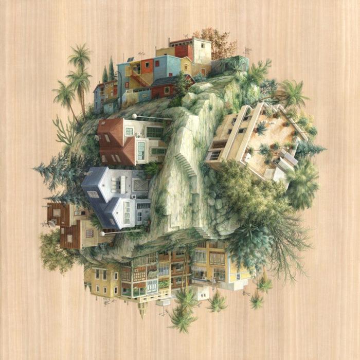 dipinti-architetture-surreali-cinta-vidal-1