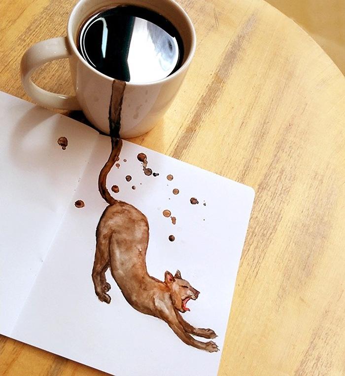 dipinti-caffe-gatti-elena-efremova-2