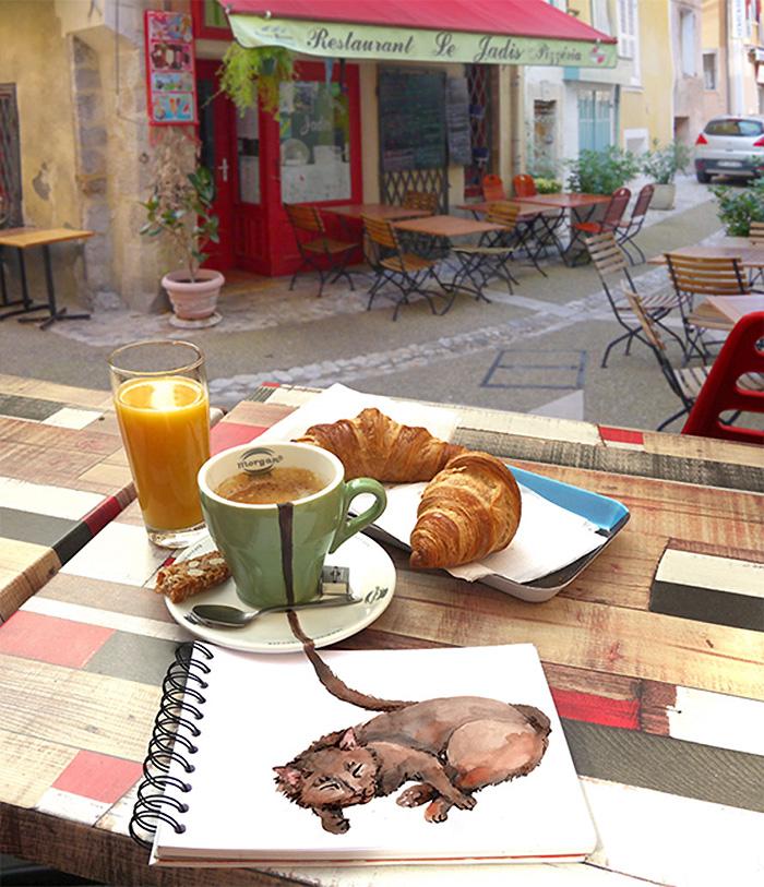 dipinti-caffe-gatti-elena-efremova-5