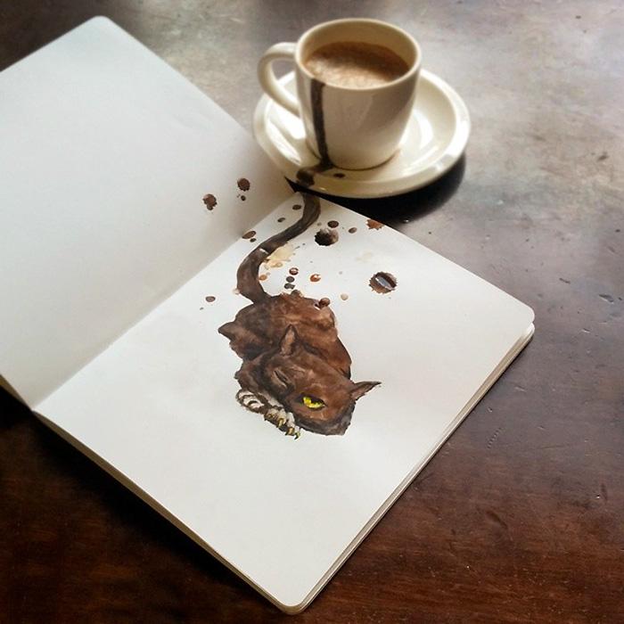 dipinti-caffe-gatti-elena-efremova-7