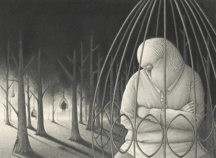disegni-surreali-matita-carboncino-david-alvarez-4