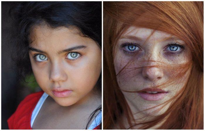Extrêmement foto ritratti donne - KEBLOG JC16