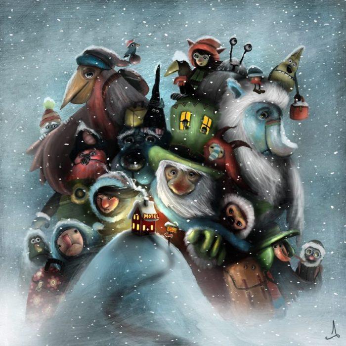 illustrazioni-fiabesche-fantasia-alexander-jansson-11