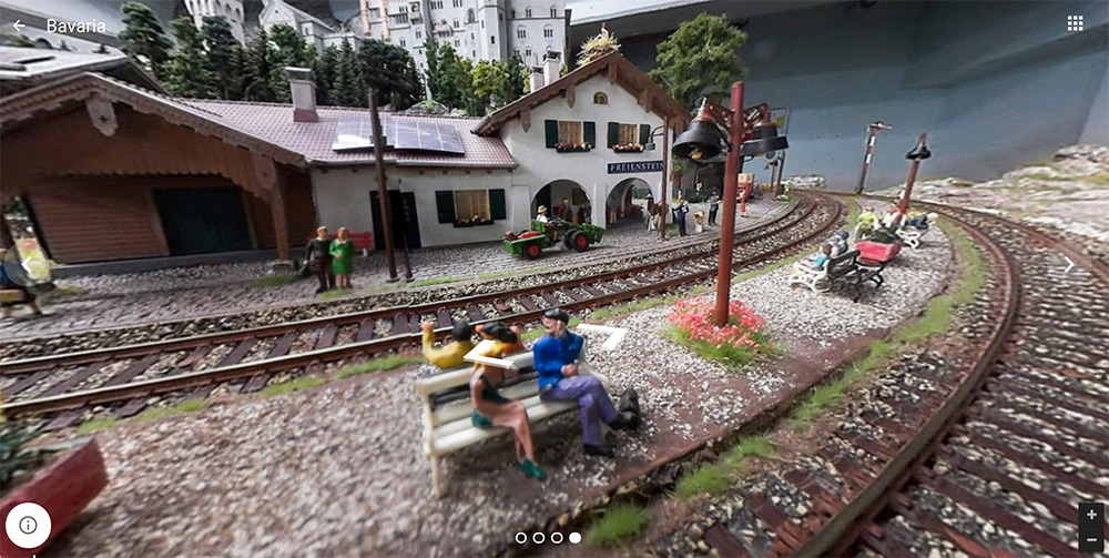 plastico-miniatura-treni-amburgo-miniatur-wunderland-google-street-view-1