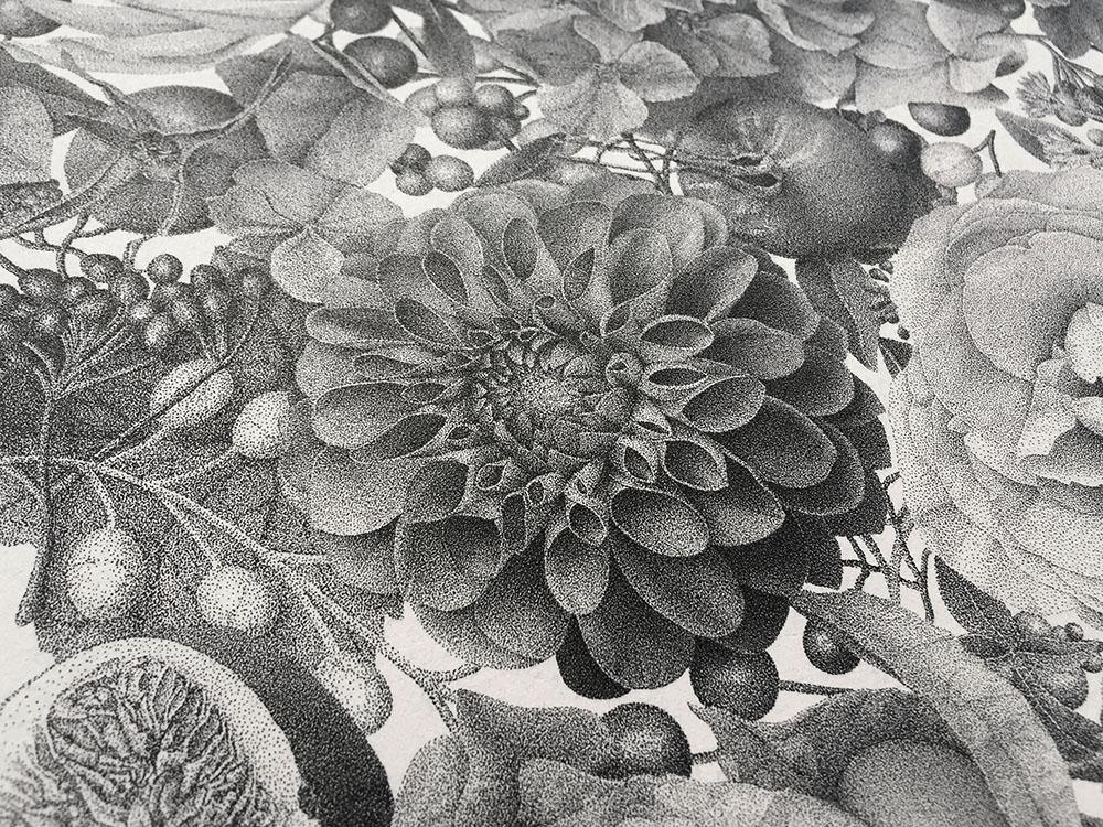 puntinismo-illustrazione-autumn-xavier-casalta-6
