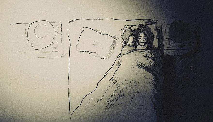 365-disegni-matrimonio-illustrazioni-amore-wiklund-10