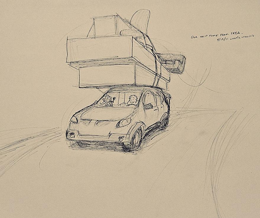 365-disegni-matrimonio-illustrazioni-amore-wiklund-13