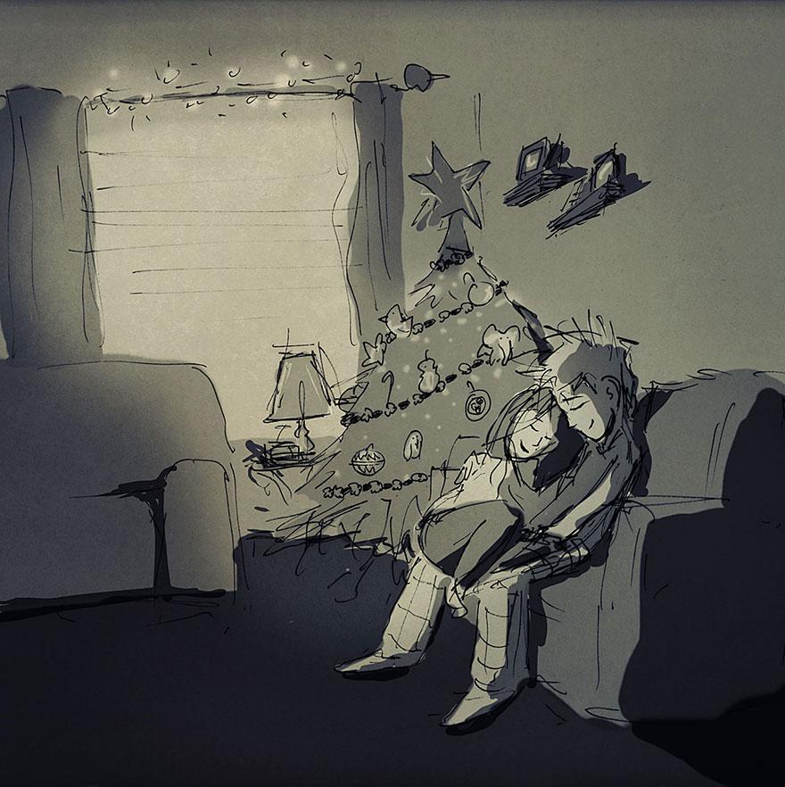 365-disegni-matrimonio-illustrazioni-amore-wiklund-14