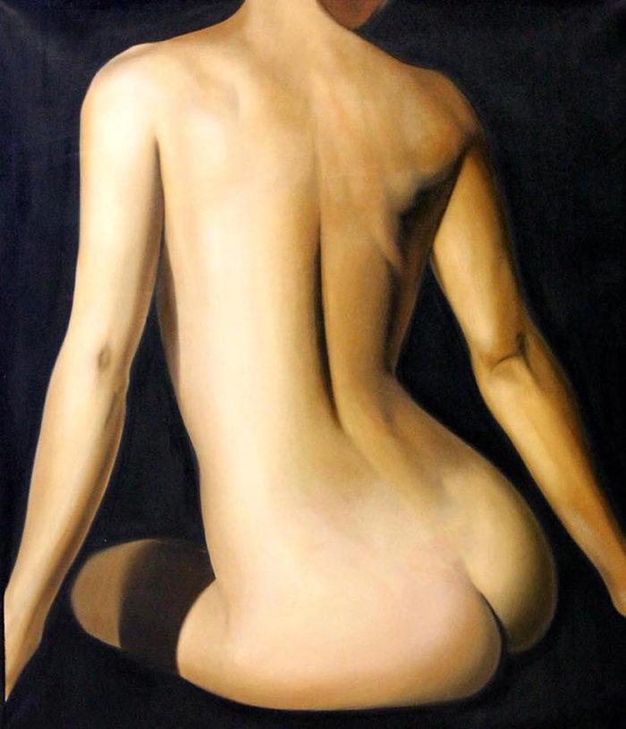 Diego-Bormida-Oil-painting-Villa-Bellissima-Sandy-Utah-La-Dani