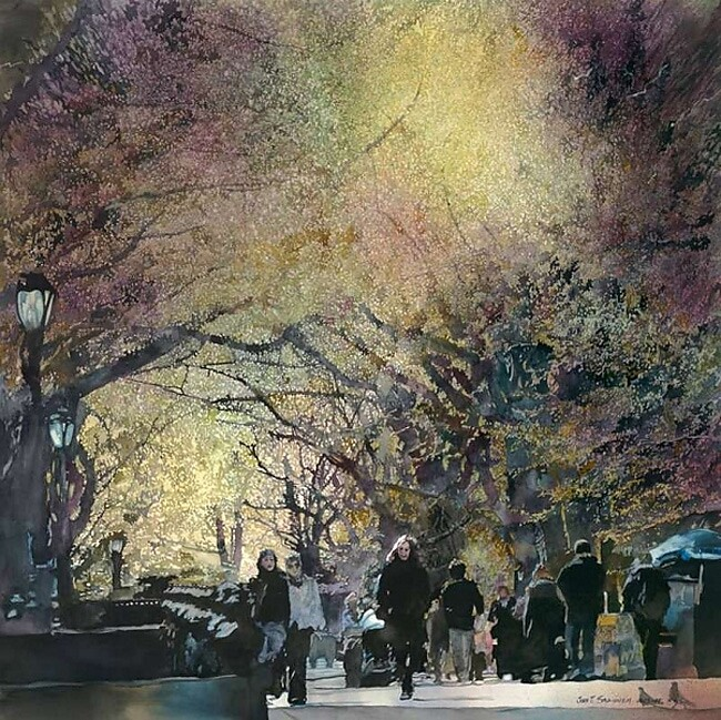 acquerelli-realistici-paesaggi-urbani-john-salminen-11