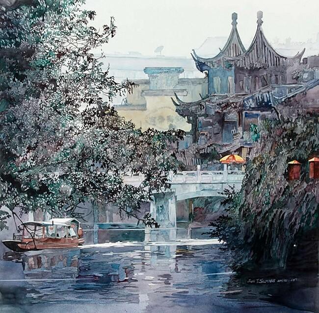 acquerelli-realistici-paesaggi-urbani-john-salminen-17