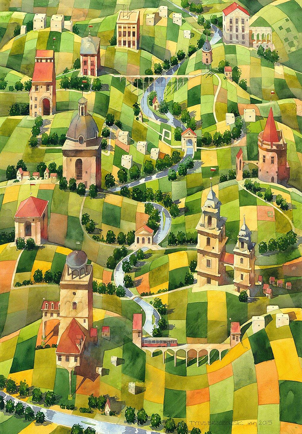 acquerelli-surreali-architettura-varsavia-tytus-brzozowski-5