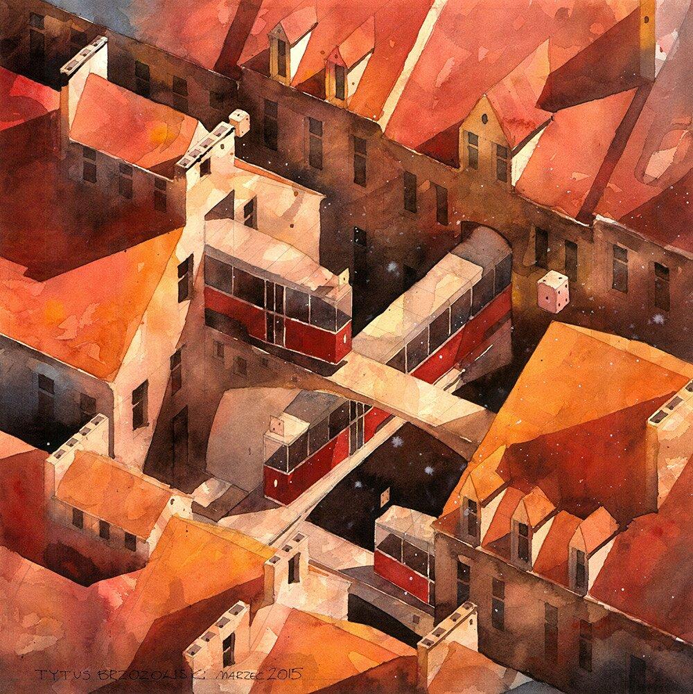 acquerelli-surreali-architettura-varsavia-tytus-brzozowski-6