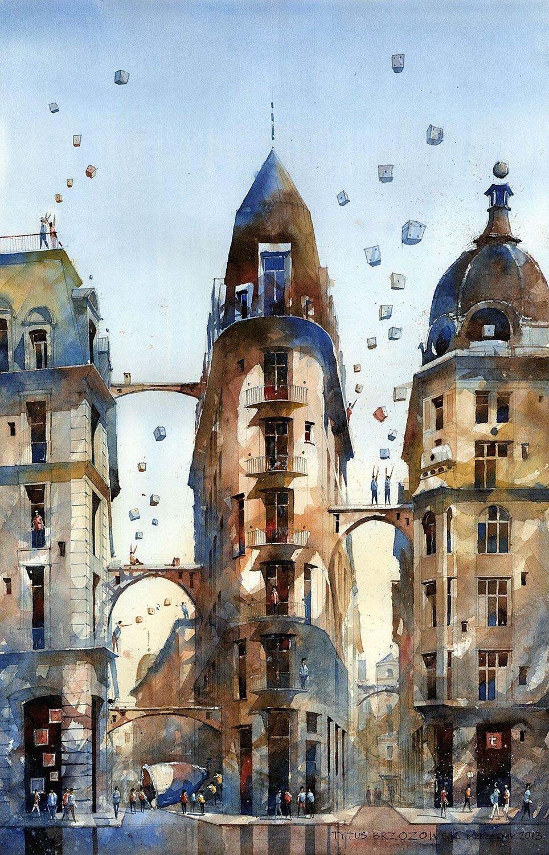 acquerelli-surreali-architettura-varsavia-tytus-brzozowski-8