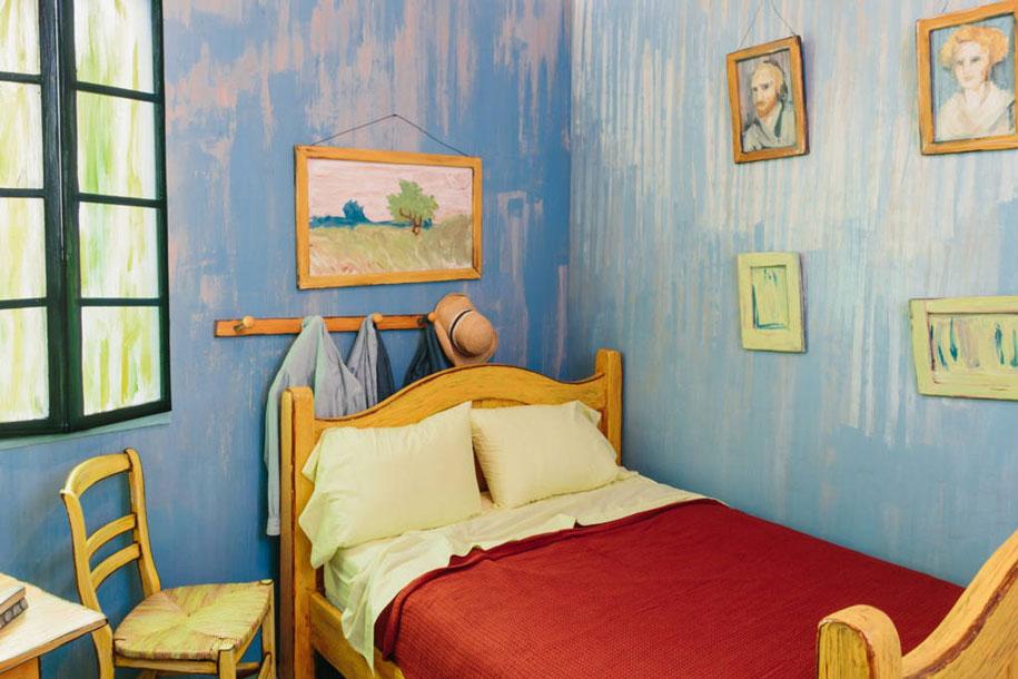 camera-letto-van-gogh-airbnb-art-institute-chicago-4