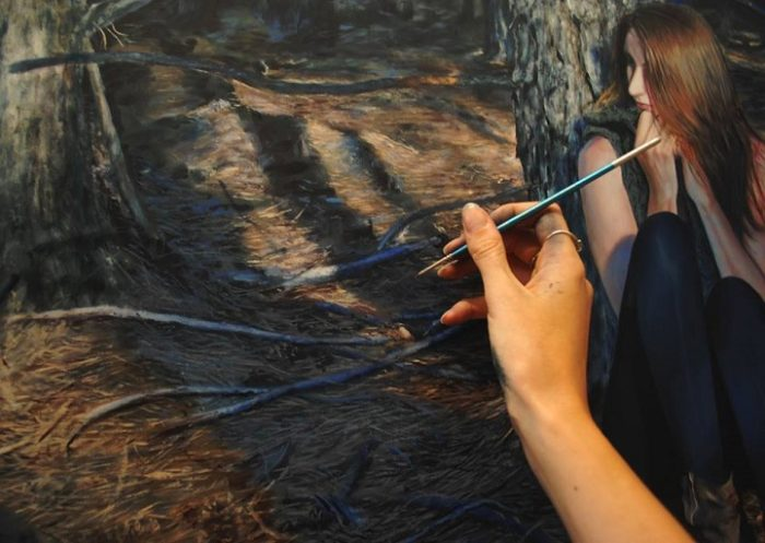 dipinti-iperrealisti-ritratti-donne-bronwyn-hill-09